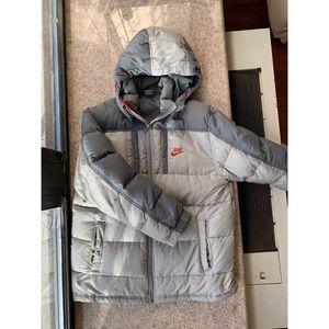 Nike men's down jacket / winter jacket